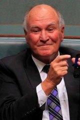 Independent MP Tony Windsor