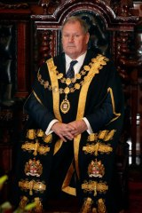 Melbourne Lord Mayor Robert Doyle.