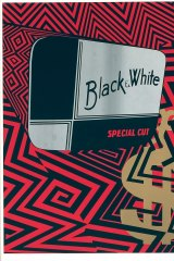Brook Andrew, 2005, Black & White Special Cut - red.