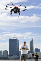 Coptercam ... specialises in aerial photography for real estate and mining companies.