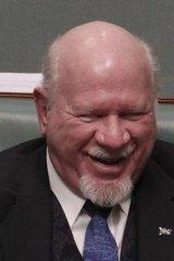 Liberal MP Mal Washer.