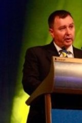 Parramatta Leagues Club boss: Bevan Paul.