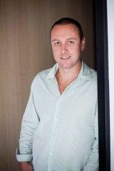 Mark Harbottle founder of 99designs