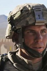 Pleaded guilty: Staff Sergeant Robert Bales.