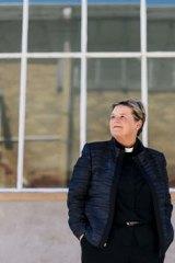 Same but different: Bishop Sarah Macneil.
