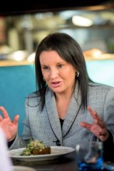 Jacqui Lambie talks about her rock star status.