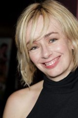 Canadian actress Lucy DeCoutere.