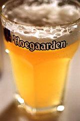 Stolen ... Hoegaarden beer.