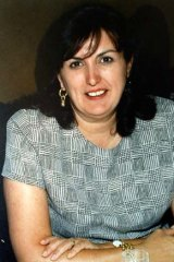 Disappeared in 1997 ... Kerry Whelan.