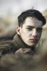 Kodi Smit-McPhee in <I>Gallipoli.</i>
