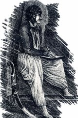An engraving reproduced by Antoni Jach in <i>Faded World</i>.