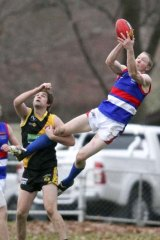 Never say die: The Kyneton Tigers struggles off-field have been reflected in their performance on it.