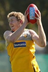 Ben McEvoy will make his Hawthorn debut on Saturday.