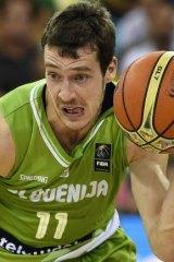 Slovenia's guard Goran Dragic accused Australia of 'tanking' against Angola.