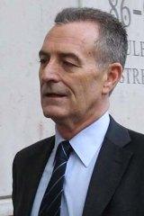 Former Liberal staffer Peter Grimshaw.