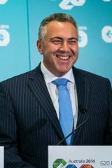 We must work more and pay more for health, welfare and education, warns Treasurer Joe Hockey ahead of the G20 forum in Sydney.