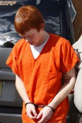 No idea why... Andrew Conley, 18, was sentenced to life for strangling his brother Conner.