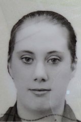 A photo of Samantha Lewthwaite taken from her fake South African passport released by Kenyan police in 2011.