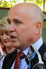 """""""There will have to be additional money spent in the inner city and inner west"""": Minister for Education Adrian Piccoli."""