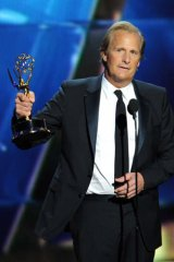 Emmy winner for Best Lead Actor in a Drama Series, Jeff Daniels (<i>The Newsroom</i>).