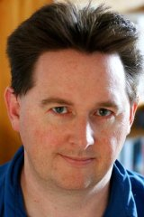 Network engineer Mark Newton.