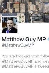 Building blocks: Matthew Guy on Twitter.