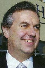 Ian Hankin.