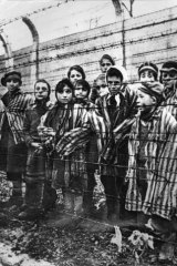 Charade: Himmler fooled the Red Cross as to the true purpose of the concentration camps.
