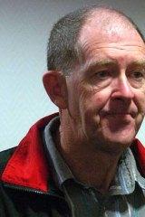 Bernard McGrath … paedophile's whereabouts are unknown.