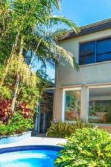 No bids: The Williamson home.