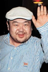 Kim Jong-il's dumped eldest son, Kim Jong-nam, last year. He caused great embarrassment in 2001attempting to take his  family to Tokyo Disneyland on fake passports.