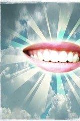 God ... a merry prankster with an exquisite sense of timing. <em>Illustration by michaelmucci.com</em>