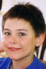 Daniel Morcombe ... missing since 2003.