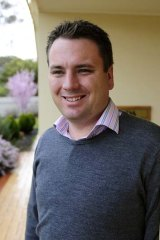 Jamie Briggs announced a grant of $3.5 million to Huon Aquaculture.