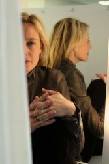 Marta Dusseldorp, of Crownies and Jack Irish fame, will appear on our screens again this year in Seven's A Place to Call Home.