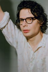 Behind Simon Amstell's hyper-intelligent facade is a fragile soul.