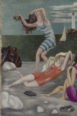 <i>The Bathers</i> (1918) .