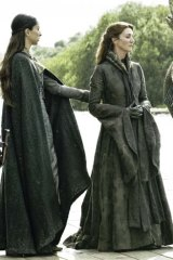 Catelyn Stark, right.