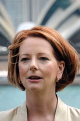 """""""I am disappointed that the concerns Mr Rudd has publicly expressed this evening were never personally raised with me, nor did he contact me to discuss his resignation prior to his decision"""" ... Julia Gillard."""