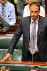 MP Geoff Shaw.