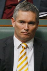 """""""You have an unreliable source"""" ... federal MP, Craig Thomson."""
