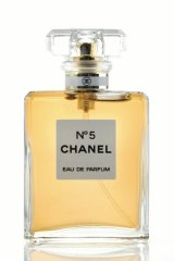 Chanel's signature scent - perfume No. 5