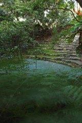 """""""True solace"""" … The Haven Amphitheatre."""