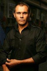 Aaron Pedersen in City Homicide, Sunday 8.30pm, Channel Seven.