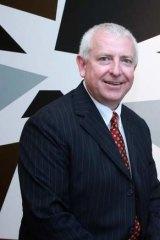 Whitehaven Coal managing director Tony Haggarty.