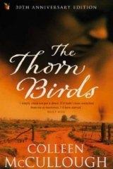 McCullough's runaway best-seller The Thorn Birds.