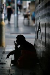 One in 10 Australians live below the poverty line.