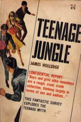 <i>Teenage Jungle</i>, Horwitz Publications, 1964.