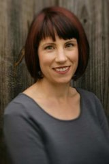 Poet and children's writer Lisa Gorton.