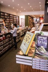 Award-winning and author supported: The Avenue Book Store.